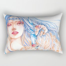 Just Another Burden  Rectangular Pillow