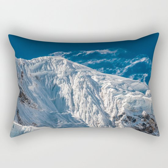 Mountain Between Us Rectangular Pillow