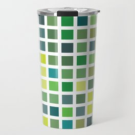 City Blocks - Plant #486 Travel Mug