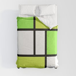 The fake Piet Mondrian Comforters