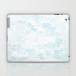 Watercolor water Laptop & iPad Skin