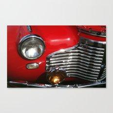 One Headlight Canvas Print