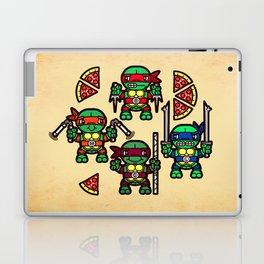 Teenage Mutant Ninja Turtles Pizza Party Laptop & iPad Skin
