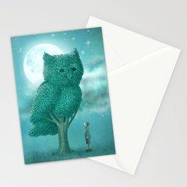 The Night Gardener Stationery Cards