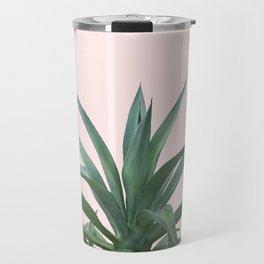Cactus Photography Pink Travel Mug