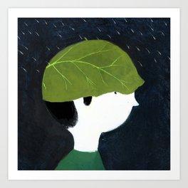 JANUARY :  Art Print