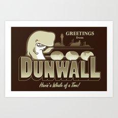 Greetings from Dunwall Art Print