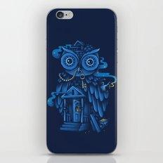 Guardian of the Night iPhone & iPod Skin
