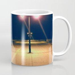 White Street Pier at night, Key West, Florida Coffee Mug