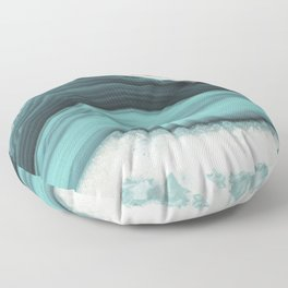 Sea Agate Floor Pillow