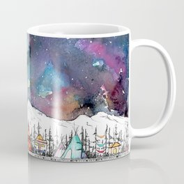 Mountain Camp Vibes Coffee Mug