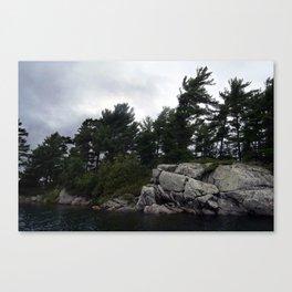 Pointe Au Baril Canvas Print