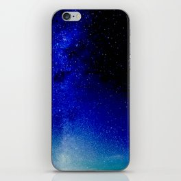 Milkyway iPhone Skin