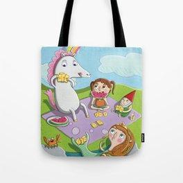 Magical Summer Tote Bag