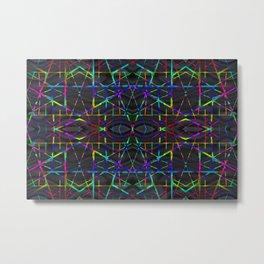 Colorandblack serie 182 Metal Print
