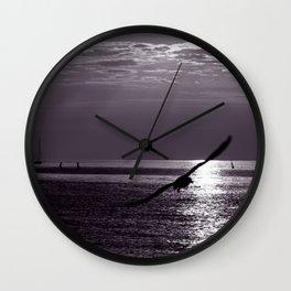 MYSTIC WINGS - BALTIC SEA Wall Clock