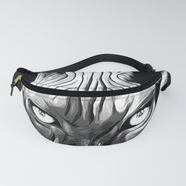 sphynx cat from hell vabw Fanny Pack