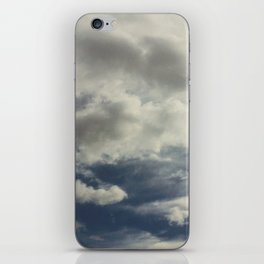 ABOVE iPhone Skin
