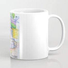banana cafe Coffee Mug