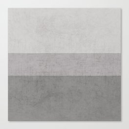 classic - the grays Canvas Print