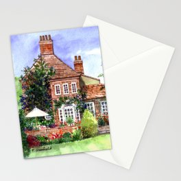 The Manor House Stationery Cards