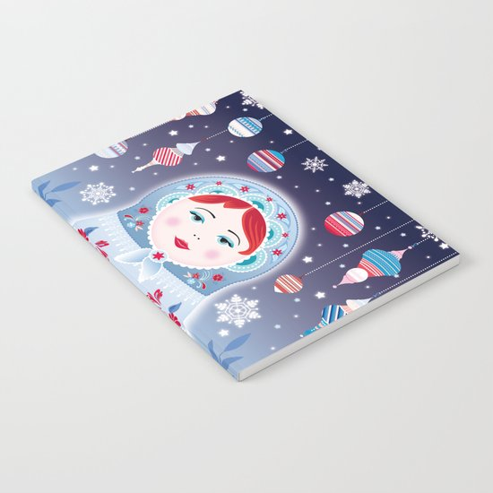 Our Lady of Winter Notebook