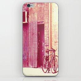 Pedal iPhone Skin