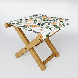 Orange Grove Folding Stool