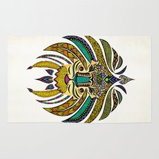 Emperor Tribal Lion Rug