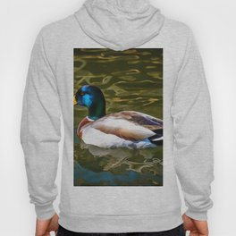 The Son Of A Duck Is A Floater Hoody