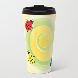 Bugs on the Vine Travel Mug