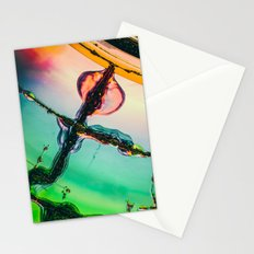 Compact Disc Future Stationery Cards