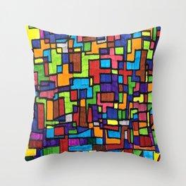 PATTERN-688 Throw Pillow