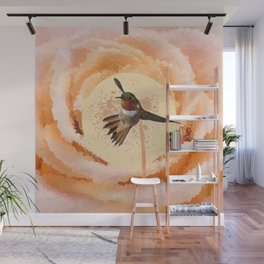 Dreaming of Spring Wall Mural