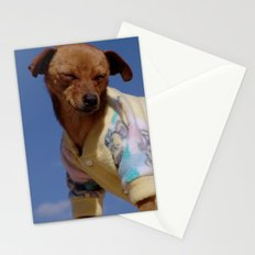 Hot dog Stationery Cards