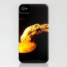 Jellyfish Watercolor iPhone (4, 4s) Slim Case