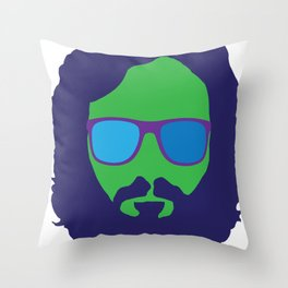 Joe Quinn Throw Pillow