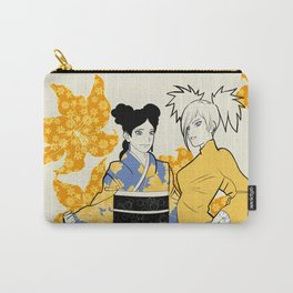 Fashion flower 2 / fanart Carry-All Pouch