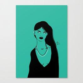 WOMAN #38 Canvas Print
