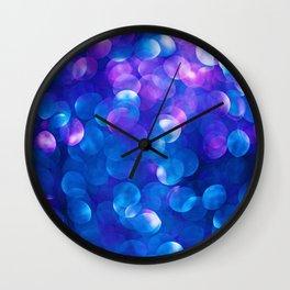 orbs Wall Clock