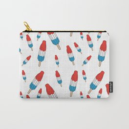 Bomb Pops Ice Cream Pattern Carry-All Pouch