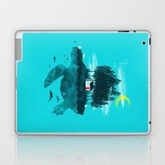 Moving Island Laptop & iPad Skin