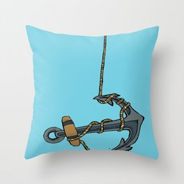 Stay Lifted Throw Pillow
