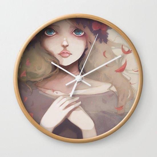 Le grand départ... Wall Clock