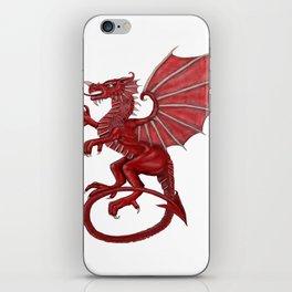 Cymru am byth iPhone Skin