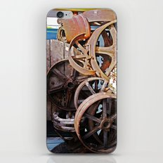 IronWheels iPhone & iPod Skin