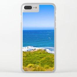 Corse 1.9 Clear iPhone Case