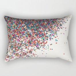 Fun II (NOT REAL GLITTER) Rectangular Pillow