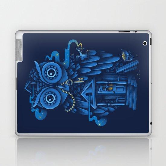 Guardian of the Night Laptop & iPad Skin