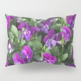 Botanical Florals Zencolor2 Pillow Sham